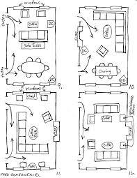 Living Room Furniture Arrangement Examples Living Room Furniture Layout Home Design