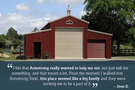 Garage With Apartment Cost by Armstrong Steel Price Your Steel Building Online In Minutes