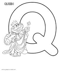 grover coloring page good president coloring pages with grover