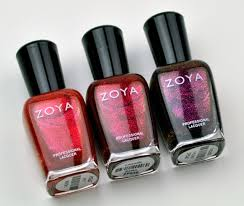zoya fire u0026 ice collection review photos swatches