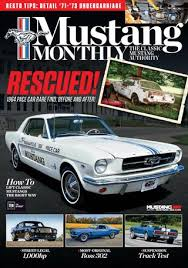 used mustang ta mustang monthly march 2017 by mimimi998 issuu