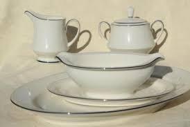 white china vintage china dishes and dinnerware