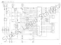 toyota qualis wiring diagram toyota wiring diagrams instruction