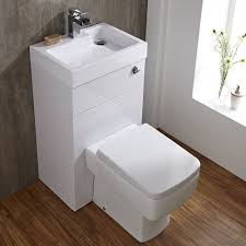 small toilet sink combo milano bliss combination toilet basin unit