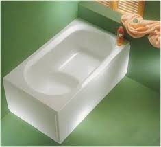vasche da bagno con seduta spazio vasca