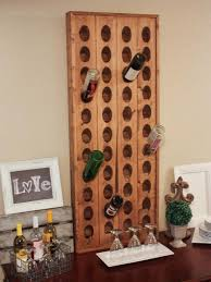 Creative Home Decor Ideas by 15 Creative Wine Racks And Wine Storage Ideas Hgtv