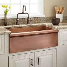 Best  Copper Farmhouse Sinks Ideas On Pinterest Copper Sinks - Copper sink kitchen