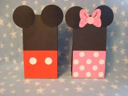 minnie mouse party creative trendz design minnie mouse party diy loot bags