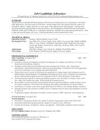 entry level java developer resume sample software engineer resume format u2013 foodcity me