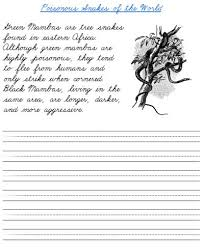 8 best handwriting images on pinterest cursive handwriting