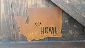 fixer upper logo home state sign metal signs rustic home decor rustic signs