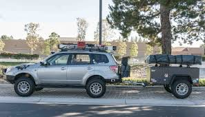 subaru camping trailer featured vehicle fozroamer u0027s subaru forester u2013 expedition portal