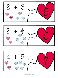 the lower elementary cottage addition subtraction valentine