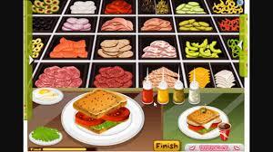 jeux fr de fille de cuisine sandwicherie du coin jeux de filles