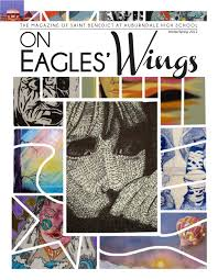 on eagles u0027 wings winter spring 2012 by saint benedict at