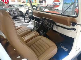 jeep golden eagle interior 1980 jeep cj 7 dixie jeep for sale classiccars com cc 1025695
