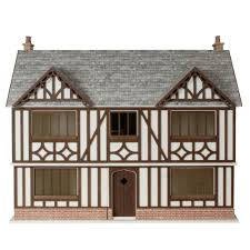 house kit oak house dolls house kit dolls house kits 12th scale dhw27 from
