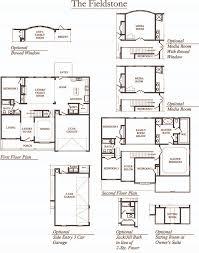 Fieldstone Homes Floor Plans Fieldstone Westerleigh Commons Georgia D R Horton