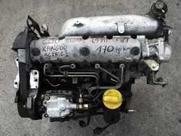 renault kangoo renault kangoo clio ii megane variklis 1 9dti f8t