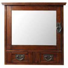 Bathroom Wall Cabinet With Drawers by Home Decorators Collection Hamilton 20 In W X 27 In H X 12 In D