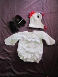 Infant Chicken Halloween Costume Chicken Costume Halloween Costume Order Size 2t 3t 4t