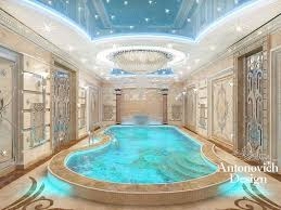 Indoor Pool Design Indoor Pool By Antonovich Design Luxury Pools Pinterest