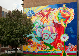 all murals artworks cincinnati ice cream daydream