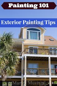 Exterior House Painting Preparation - exterior painting tips