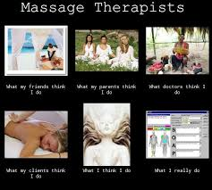 Massage Therapist Meme - humor touch of excellence