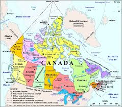 regions of canada map wines of canada maps