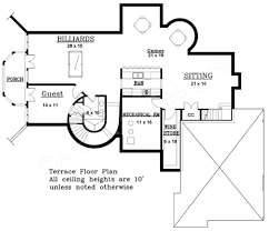 elevation and floor plan of a house kildare place castle floor plans 4000 sq ft house plans