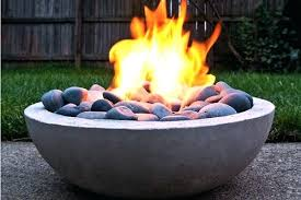 Tabletop Gel Fire Bowl Fire Pit Table Gel Fuel Tabletop Outdoor Fire