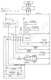 schematic wiring diagram of a refrigerator for gooddy org