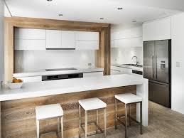 modern kitchens melbourne bar stools melbourne timber bench top sliding doors glazed black