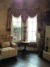 home decoration images design with valance curtains for bedroom