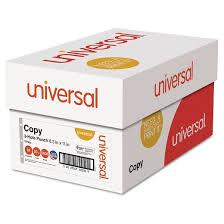universal copy paper 8 1 2 x 11 5000 ct white target