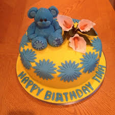 me to you teddy bear birthday cake local lancashire 2 chefs