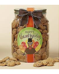 savings on happy thanksgiving chocolate chip cookie jar l