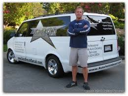 darren priest auto detailing expert and professional