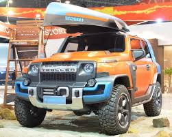 Ford Raptor Zombie Edition - 2015 ford troller t4 rescue concept terrain pinterest ford