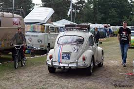 volkswagen beetle classic herbie ikw wanroij 2013 int kever weekend vw beetle budel classiccult