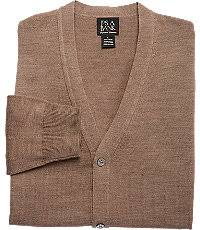 brown sweater merino wool sweaters cardigans vests s sweaters jos a