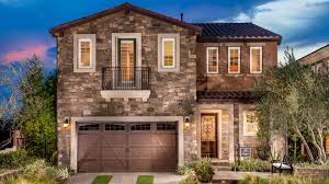 avila at porter ranch glen collection the mayberry home design