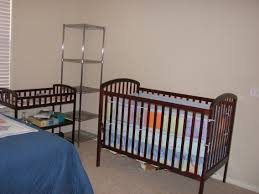 Ikea Convertible Crib by Bedroom Gray Target Cribs With Ikea Side Table On Lowes Wood