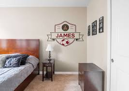 atlanta united fc personalized name wall decal shop fathead for atlanta united fc personalized name fathead wall decal