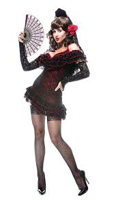 90 halloween costumes women u0027s spanish dancer costume costumes