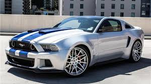 ford mustang 2014 need for speed need for speed custom ford mustang sells for 300 000 autoweek