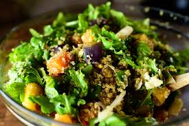 thanksgiving veggies quinoa with buttery roasted vegetables the pioneer woman