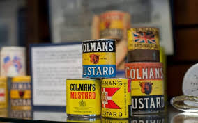 colman s mustard colman s mustard to leave norwich after more than 200 years