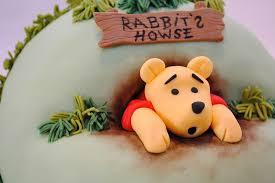 winnie pooh birthday cake based birthday boys u2026 flickr